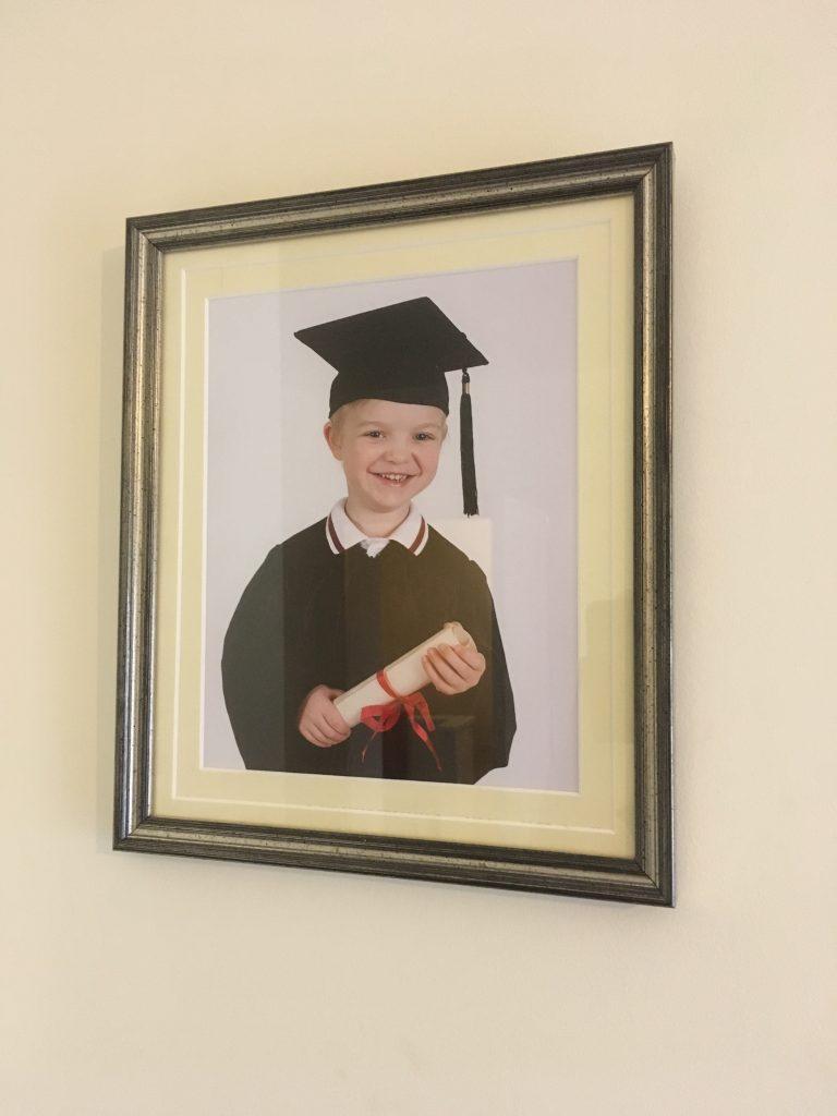 Graduation Photo Telford Picture Framer