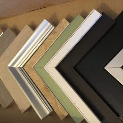 Lots of Picture Frame Chevrons held in Stock