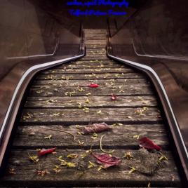 Escalator Path Print