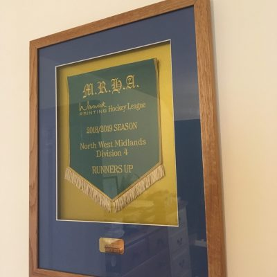 Flag & Pennant Framing